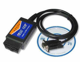 12V GM USB RS232 Scanner OBD-II ELM327 Bluetooth dispositivo para Mitsubish, Mazda Etc