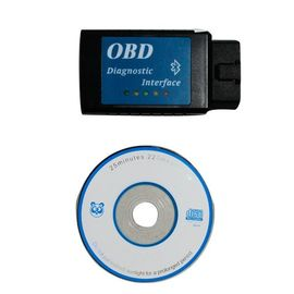 PODE BUS CD Drive EOBD OBDII digitalizar ELM327 Bluetooth dispositivo